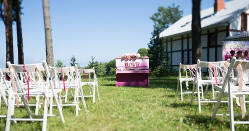 Pleskov Country Hotel is truly the most suitable place for your wedding event.